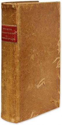 Commentaries on the Conflict of Laws, Foreign and Domestic 1st ed 1834. Joseph Story