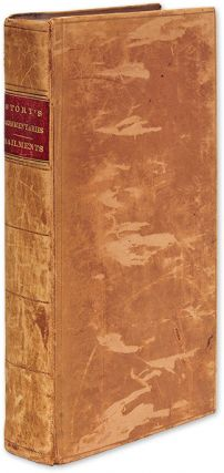 Commentaries on the Law of Bailments... First Edition, Boston, 1832. Joseph Story
