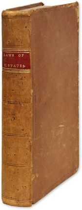 The Laws of the United States of America, Volume III. United State, Congress, Richard Folwell
