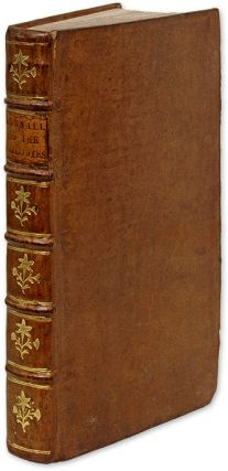 The Administration of the Colonies, third edition, 1766. Thomas Pownall