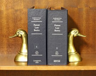 Patent Law Basics. 2 Vols. thru Release 17/November 2019. Robert Clare Highley, John Gladstone Mills