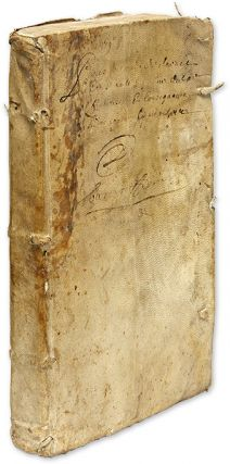 Case Concerning the Seizure of Property from Madame de Corbin. Manuscript, France, Trial