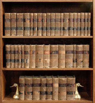 Laws of the State of New-York... 1816 to 1865, in 42 books. New York State Legislature
