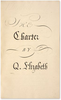 The Charters of Crediton, To Which Are Annexed Certain Decrees, c1800.
