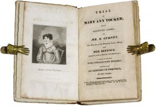 Trial of Mary Ann Tocker, For an Alleged Libel, On Mr R Gurney....