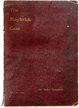 The Maybrick Case, English Criminal Law. London and New York, 1892
