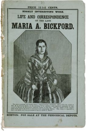 The Authentic Life of Mrs Mary Ann Bickford, Who Was Murdered in. Murder, James Bickford, Compiler
