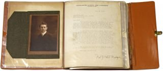 Letters and Other Documents of Prominent Jewish Rhode Island Lawyer. Manuscript Archive, Lawyers,...