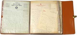 Letters and Other Documents of Prominent Jewish Rhode Island Lawyer...