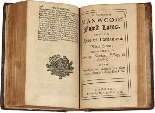 The Gentleman's Recreation [and Abridgment of Manwood's Forest Laws].