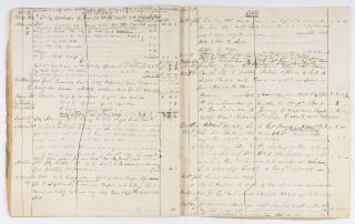 Day Book Commencing April 1794, with 1803 Daybook, and 1811 Day Book