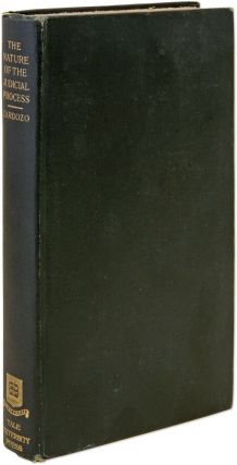 The Nature of the Judicial Process First Edition.