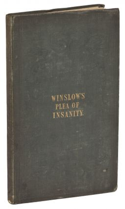 The Plea of Insanity, In Criminal Cases. First Edition