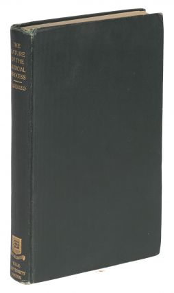 The Nature of the Judicial Process, First Edition, Cardozo's Copy.