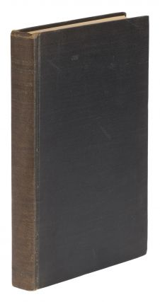 Law and Literature and Other Essays and Addresses. First Edition.