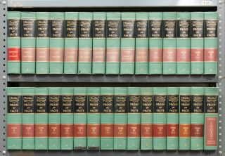 Am Jur Proof of Facts 1st. Vols. 1-30; (1959-1973) w/1973 pocket parts. Lawyers Co-operative...