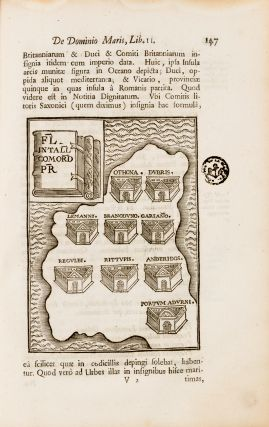 Mare Clausum, First Edition, London, 1635