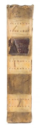 Two Account Books, Rochester, England, 1752-1791, 1797-1800.