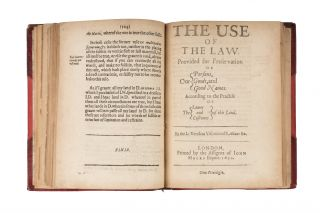 The Elements of the Common Lawes of England, Branched into a Double...