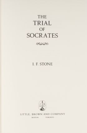 The Trial of Socrates.