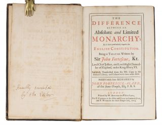 The Difference Between an Absolute and Limited Monarchy, As it More...