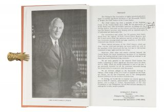 Significant Supreme Court Opinions of the Honorable Warren E Burger...