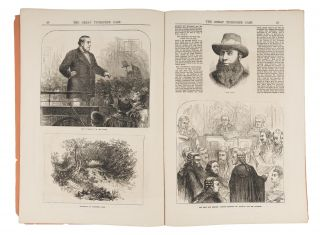 Pictorial Souvenir of the Great Tichborne Case, Being a Read