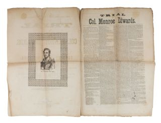 The Celebrated and Extraordinary Trial of Col. Monroe Edwards...